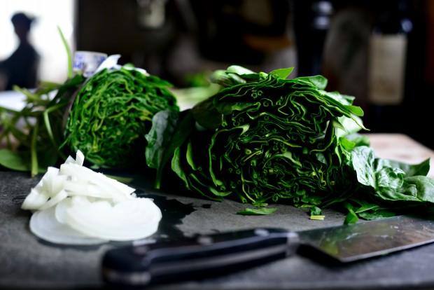 Spinach & Mushroom Ricotta Frittata l SimplyScratch.com (5)