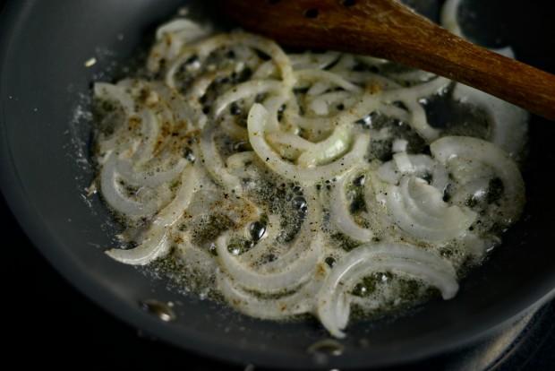 Spinach & Mushroom Ricotta Frittata l SimplyScratch.com (8)