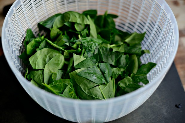 Spinach & Mushroom Ricotta Frittata l SimplyScratch.com (9)