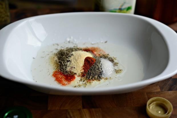 Broiled Cajun Tilapia + Lemon Terragon Tartar Sauce l SimplyScratch.com (12)