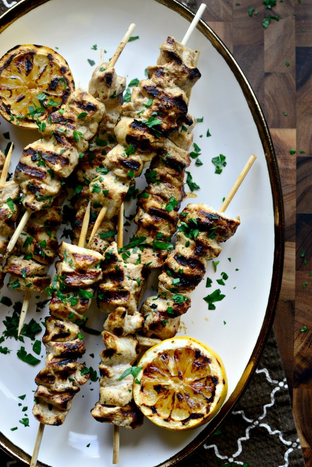 Grilled Chicken Shawarma Kebabs l SimplyScratch.com (23)