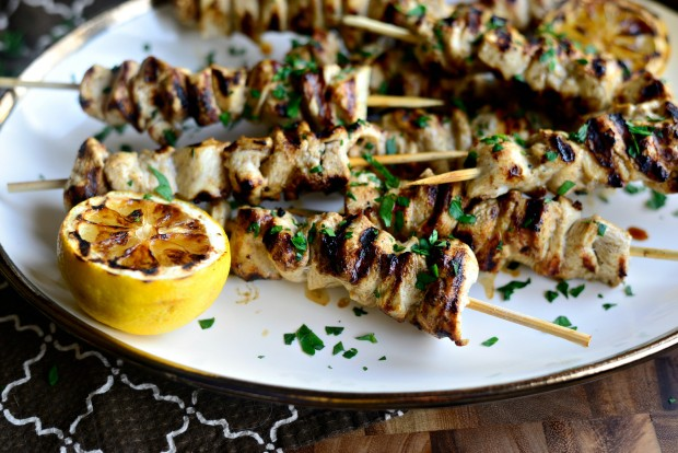 Grilled Chicken Shawarma Kebabs l SimplyScratch.com (26)