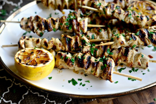 Grilled Chicken Shawarma Kebabs l SimplyScratch.com (27)