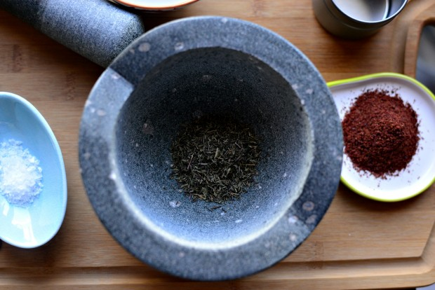 Homemade Za'atar Spice Blend l SimplyScratch.com (3)