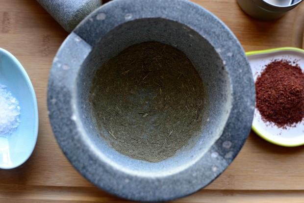 Homemade Za'atar Spice Blend l SimplyScratch.com (4)
