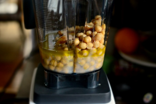 Za'atar + Roasted Garlic Hummus l SimplyScratch.com (14)