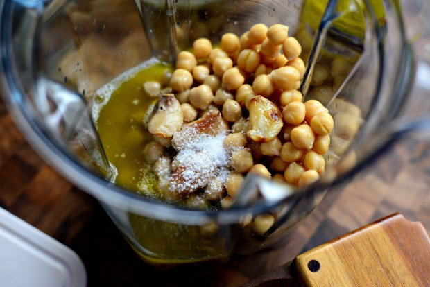 Za'atar + Roasted Garlic Hummus l SimplyScratch.com (15)