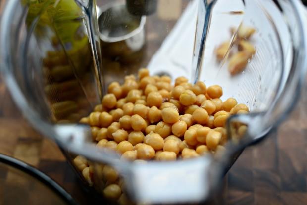 Za'atar + Roasted Garlic Hummus l SimplyScratch.com (6)