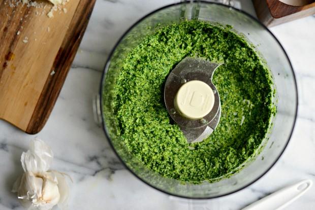 Fresh Spinach Pesto l SimplyScratch.com (5)