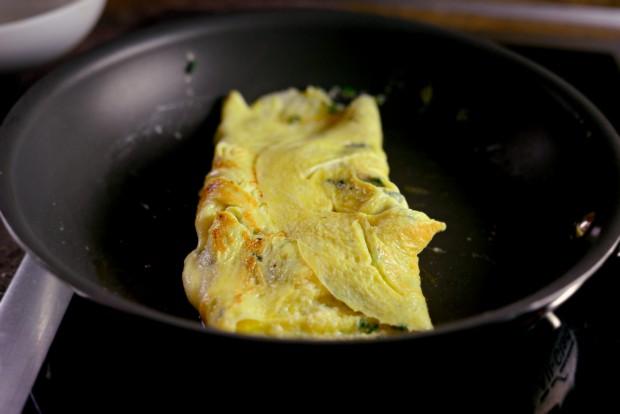Parmesan Herb Omelette l SimplyScratch.com (17)