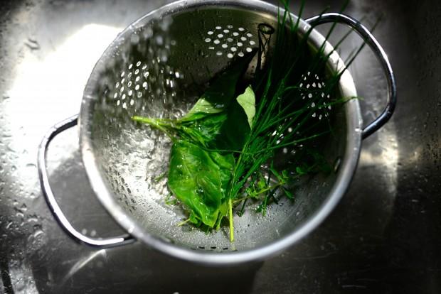 Parmesan Herb Omelette l SimplyScratch.com (3)