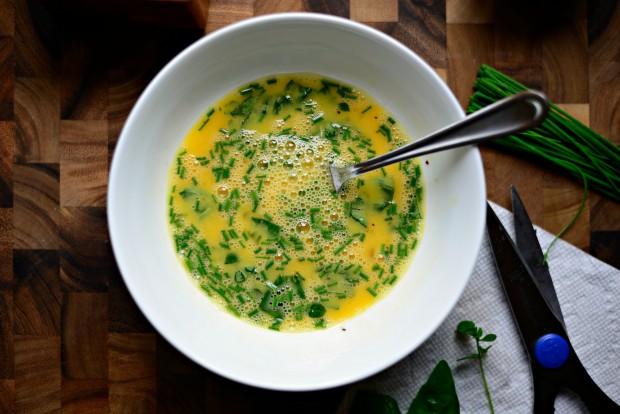 Parmesan Herb Omelette l SimplyScratch.com (9)