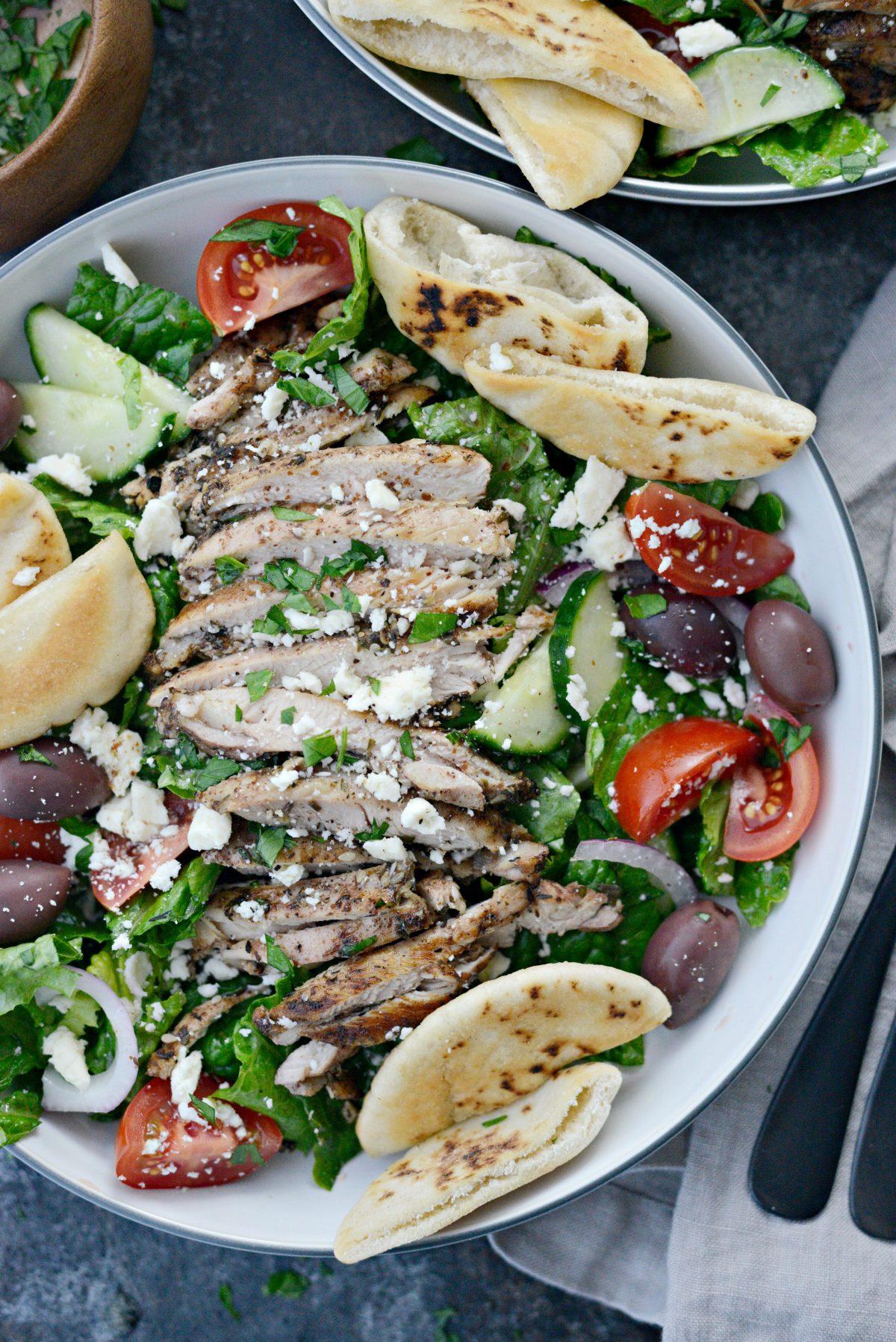 Fattoush Salad l SimplyScratch.com (2)