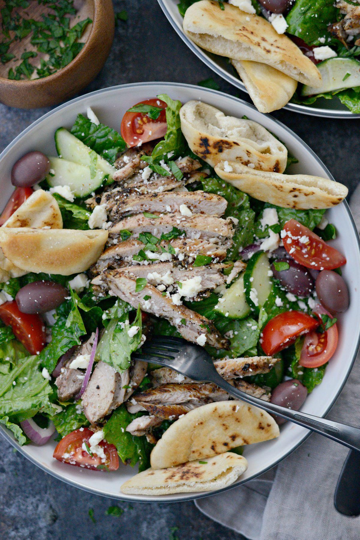 Fattoush Salad l SimplyScratch.com (3)