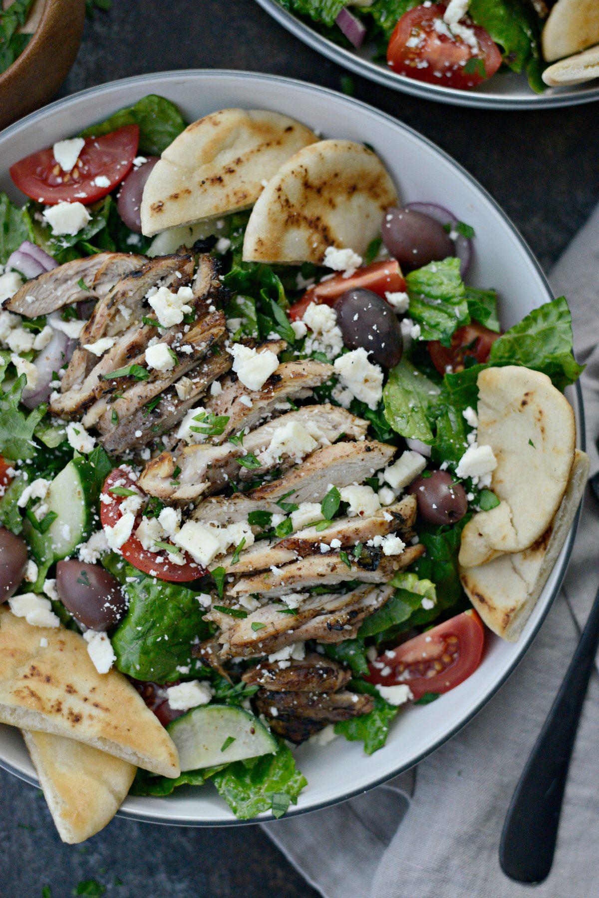 Fattoush Salad l SimplyScratch.com (4)