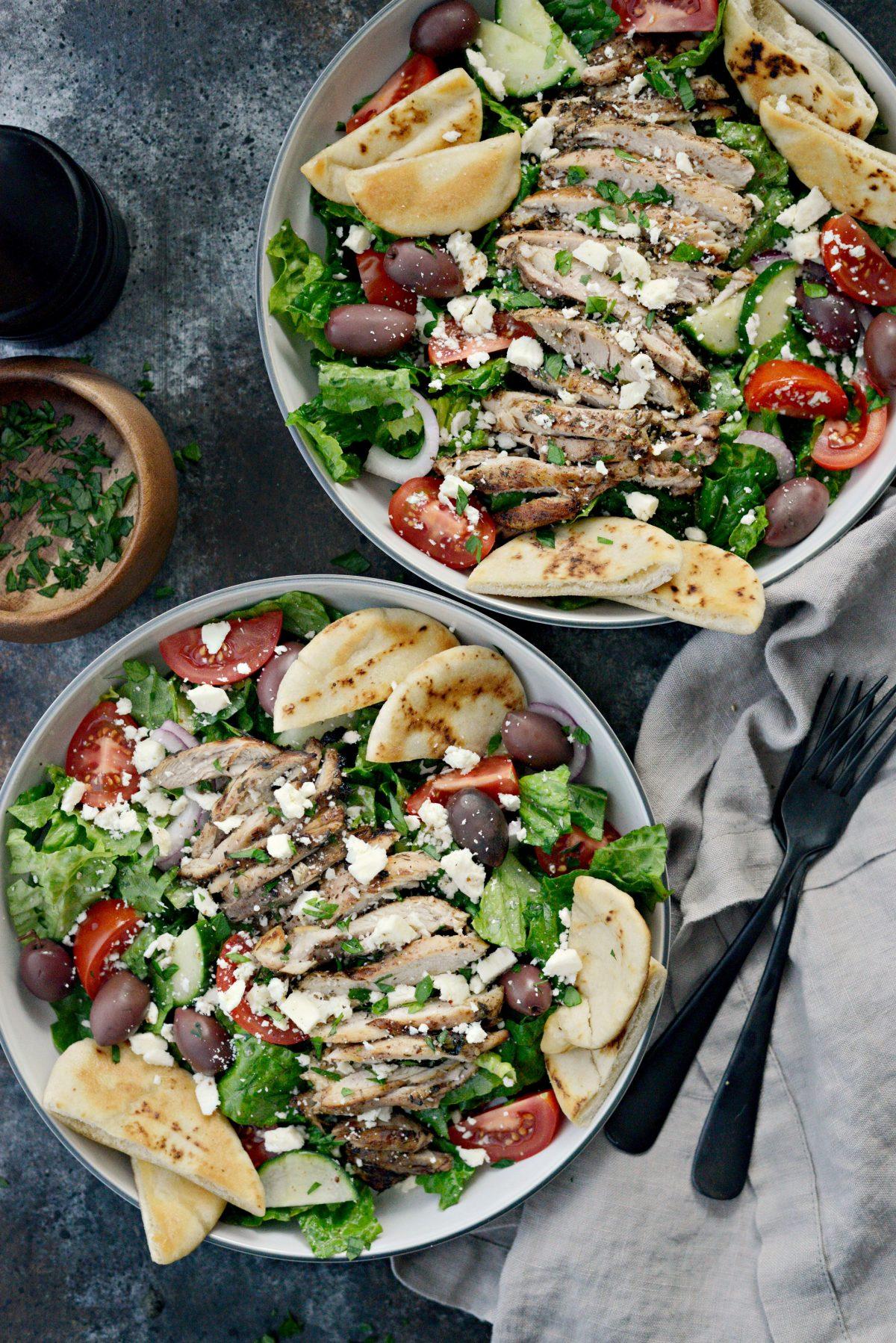 Fattoush Salad l SimplyScratch.com (6)