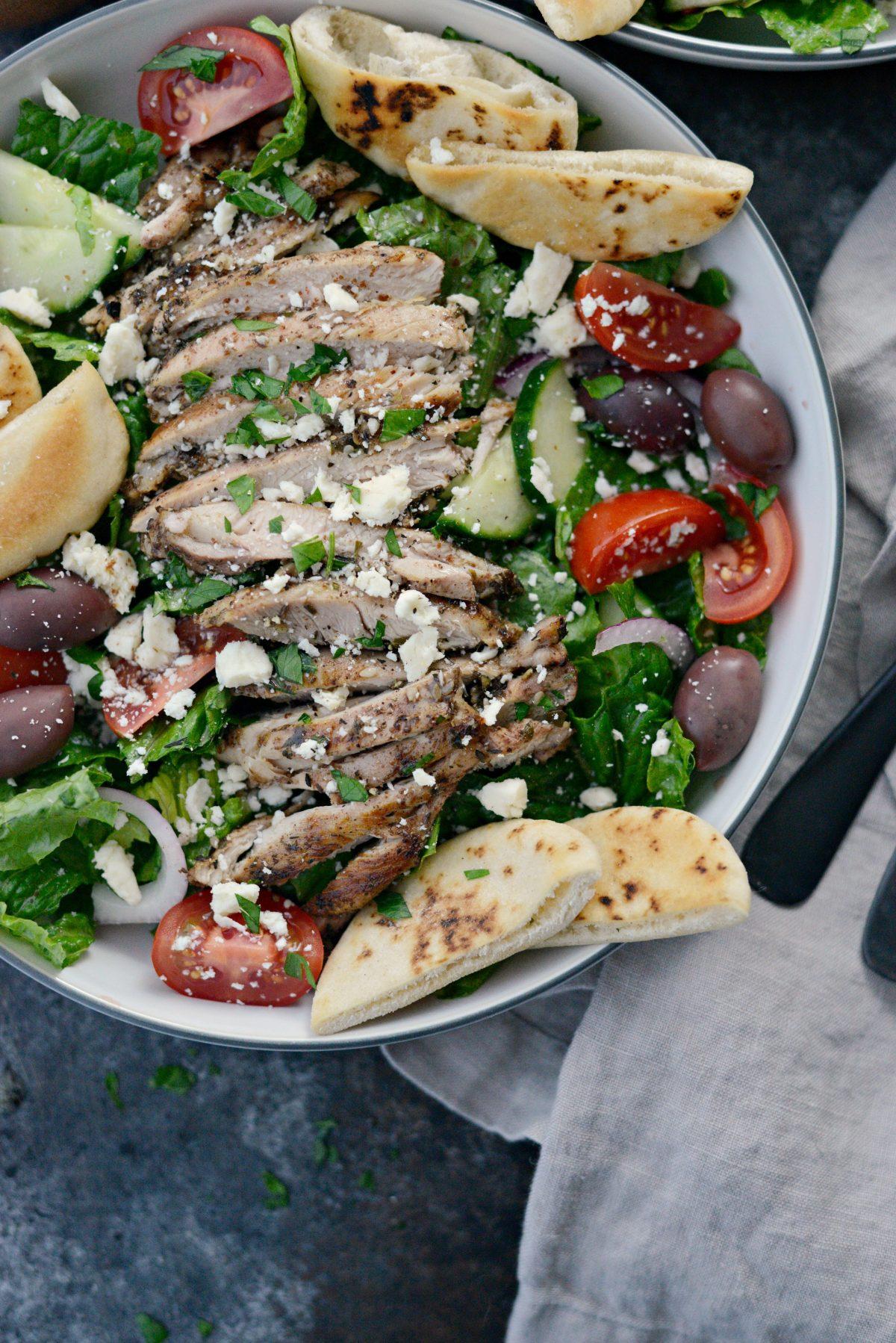 Fattoush Salad l SimplyScratch.com (8)
