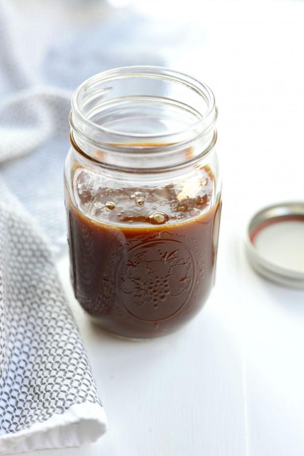 Homemade Caramel Sauce l SimplyScratch.com (21)