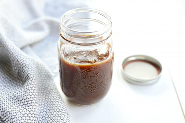 Homemade Caramel Sauce l SimplyScratch.com (22)