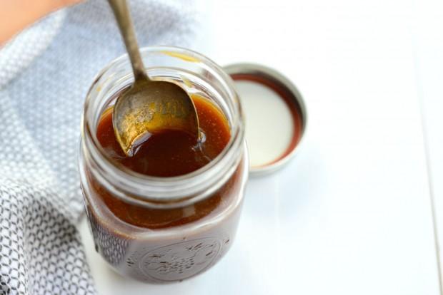 Homemade Caramel Sauce l SimplyScratch.com (25)