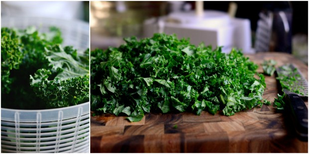 Kale + Brussels Sprout Chopped Salad l SimplyScratch.com (02)