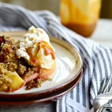 Simple Apple Crisp l SimplyScratch.com  (23)