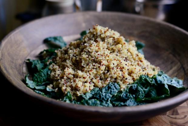 Warn Butternut, Kale + Quinoa Salad l SimplyScratch.com (10)