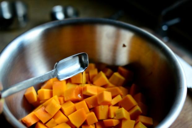 Warn Butternut, Kale + Quinoa Salad l SimplyScratch.com (2)