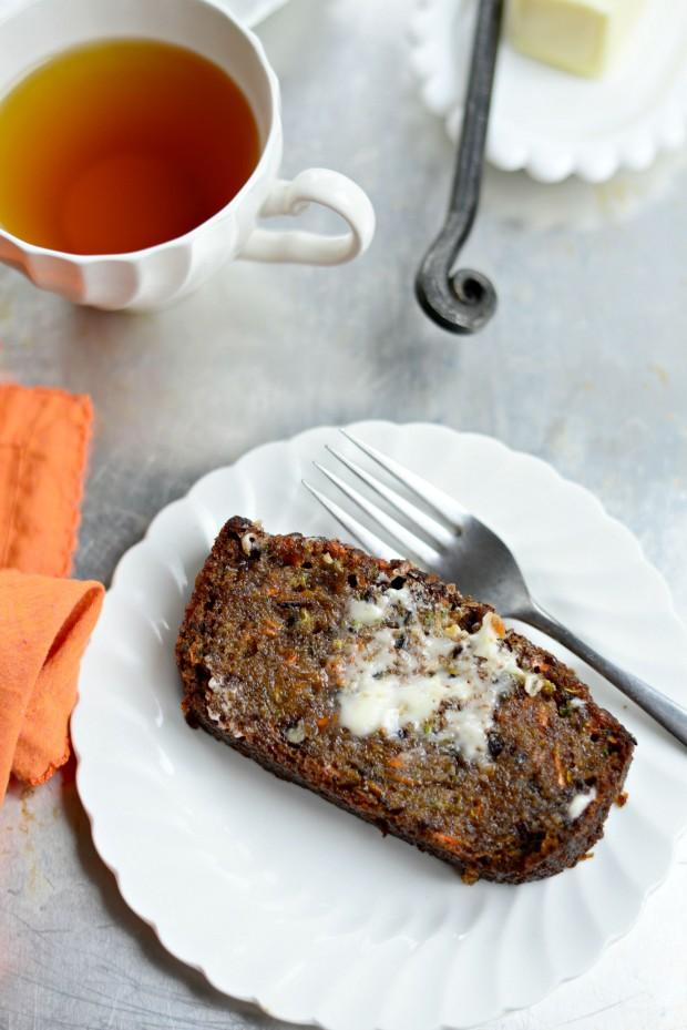 Zucchini Carrot Bread l SimplyScratch.com (32)