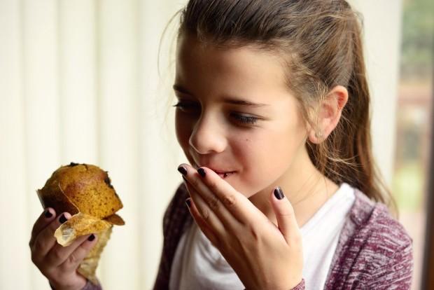 Pumpkin Chocolate Chip Muffins l SimplyScratch.com (32)