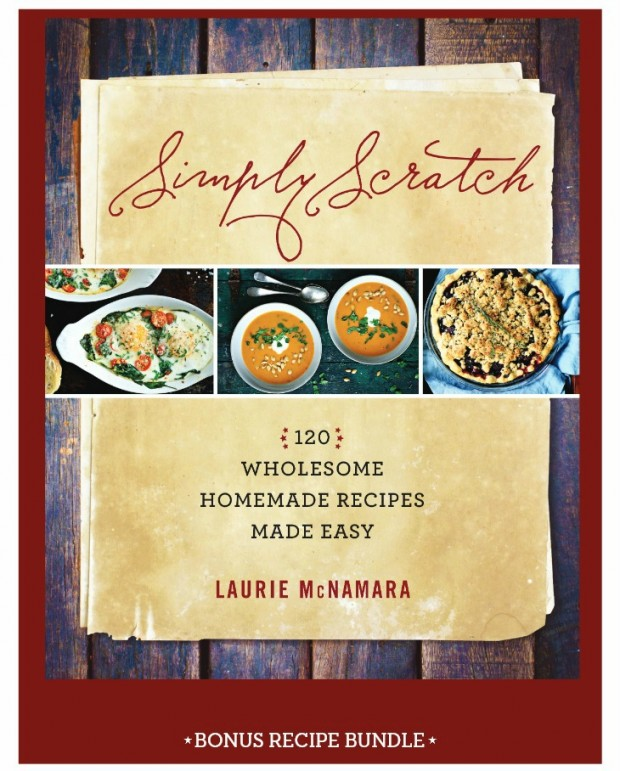 Simply Scratch Bonus Recipe Bundle