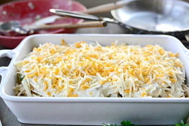 White Chicken Enchilada Lasagna l SimplyScratch.com (28)