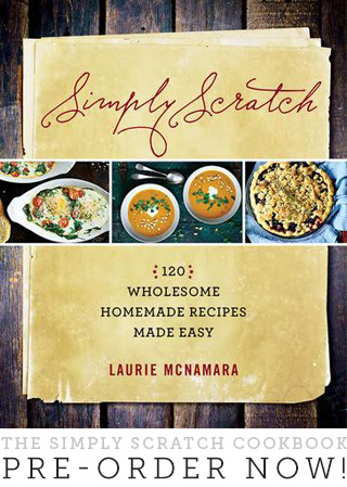 The Simply Scratch Cookbook: Pre-Order now!