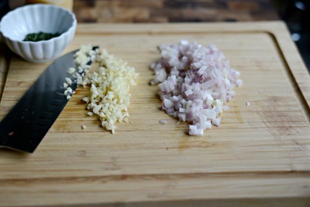 Bacon, Mushroom + Leek Risotto l SimplyScratch (9)
