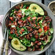 B.L.OA.T Salad l SimplyScratch.com  (18)