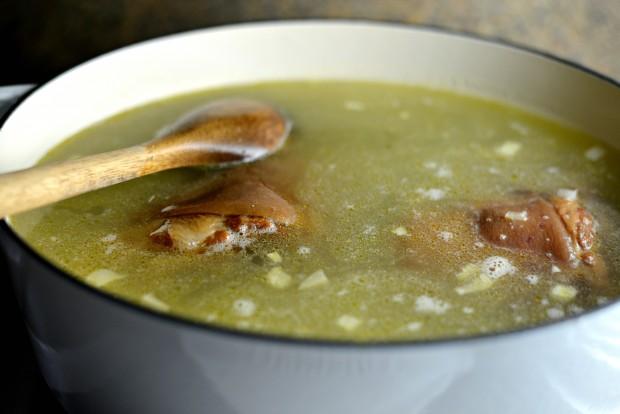 Split Pea Soup with Ham l SimplyScratch.com (10)