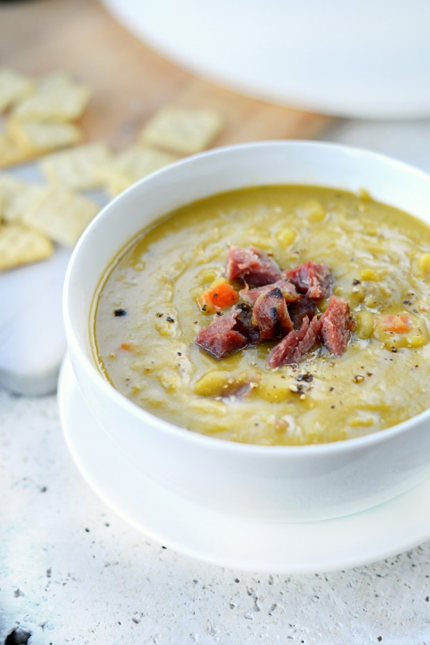 Split Pea Soup with Ham l SimplyScratch.com (26)