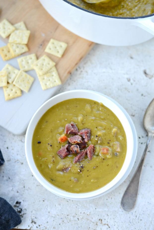 Split Pea Soup with Ham l SimplyScratch.com (27)