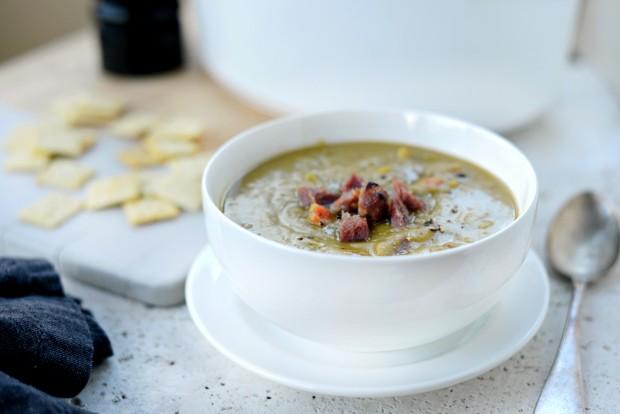 Split Pea Soup with Ham l SimplyScratch.com (29)