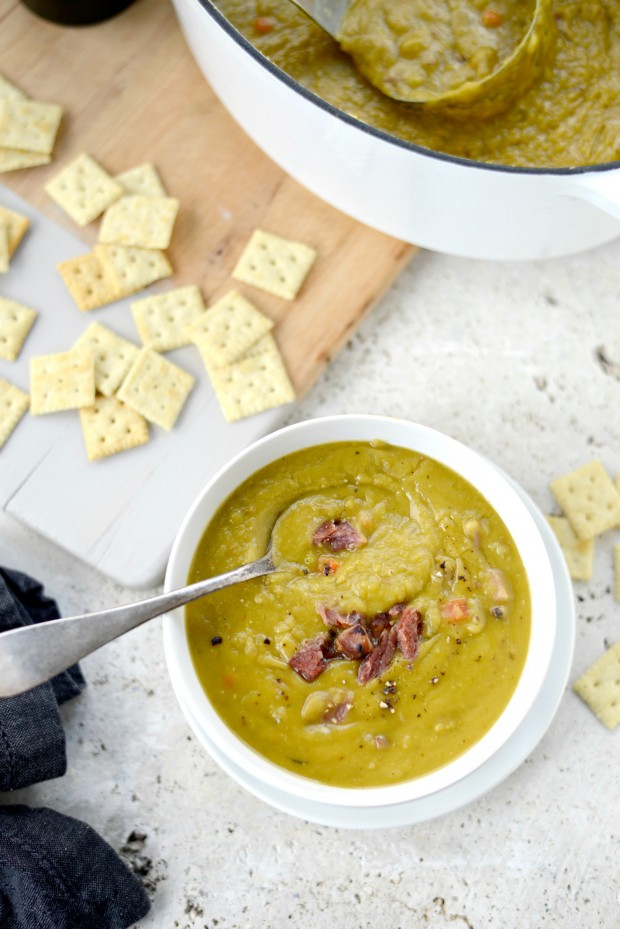 Split Pea Soup with Ham l SimplyScratch.com (32)