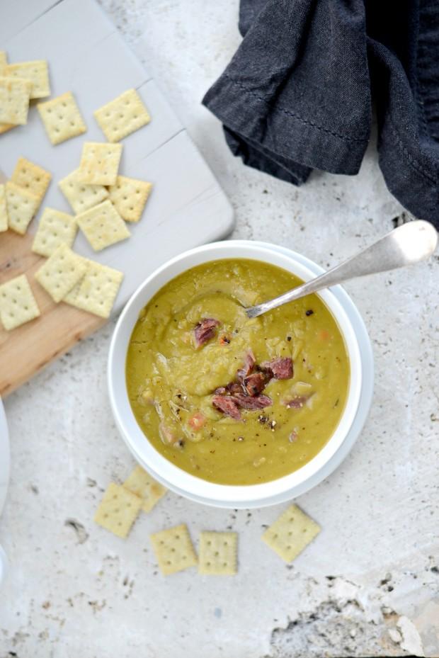Split Pea Soup with Ham l SimplyScratch.com (33)