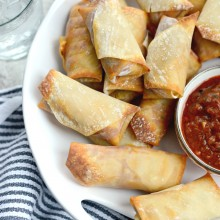Homemade Baked Pizza Rolls l SimplyScratch.com  (19)