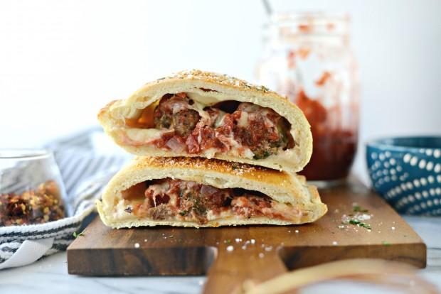 Italian Meatball Calzones l SimplyScratch.com (30)