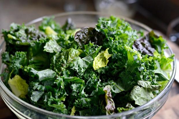 Kale Caesar Salad l SimplyScratch.com (20)