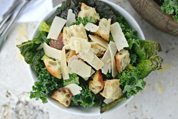 A Lighter Caesar Recipe — Dishmaps