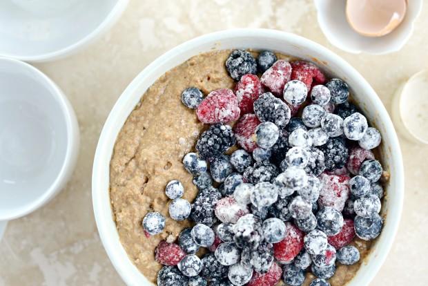 Triple-Berry Bran Muffins l SimplyScratch.com (11)