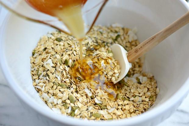 Coconut Chia Granola l SimplyScratch.com (3)