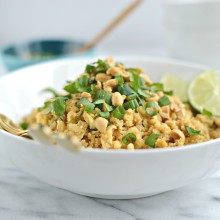 Thai Cauliflower Fried Rice l SimplyScratch.com  (21)