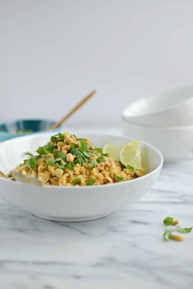 Thai Cauliflower Fried Rice l SimplyScratch.com (22)