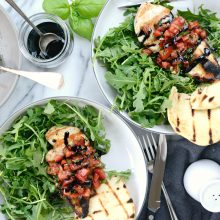 Grilled Bruschetta Chicken l SimplyScratch.com  (16)